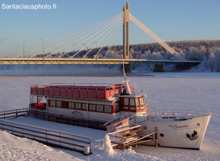 Rovaniemi – the Official home town of Santa Claus in Lapland in Finland