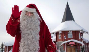 Casa Babbo Natale Rovaniemi Finlandia.Babbo Natale Ufficiale Del Circolo Polare Artico Rovaniemi